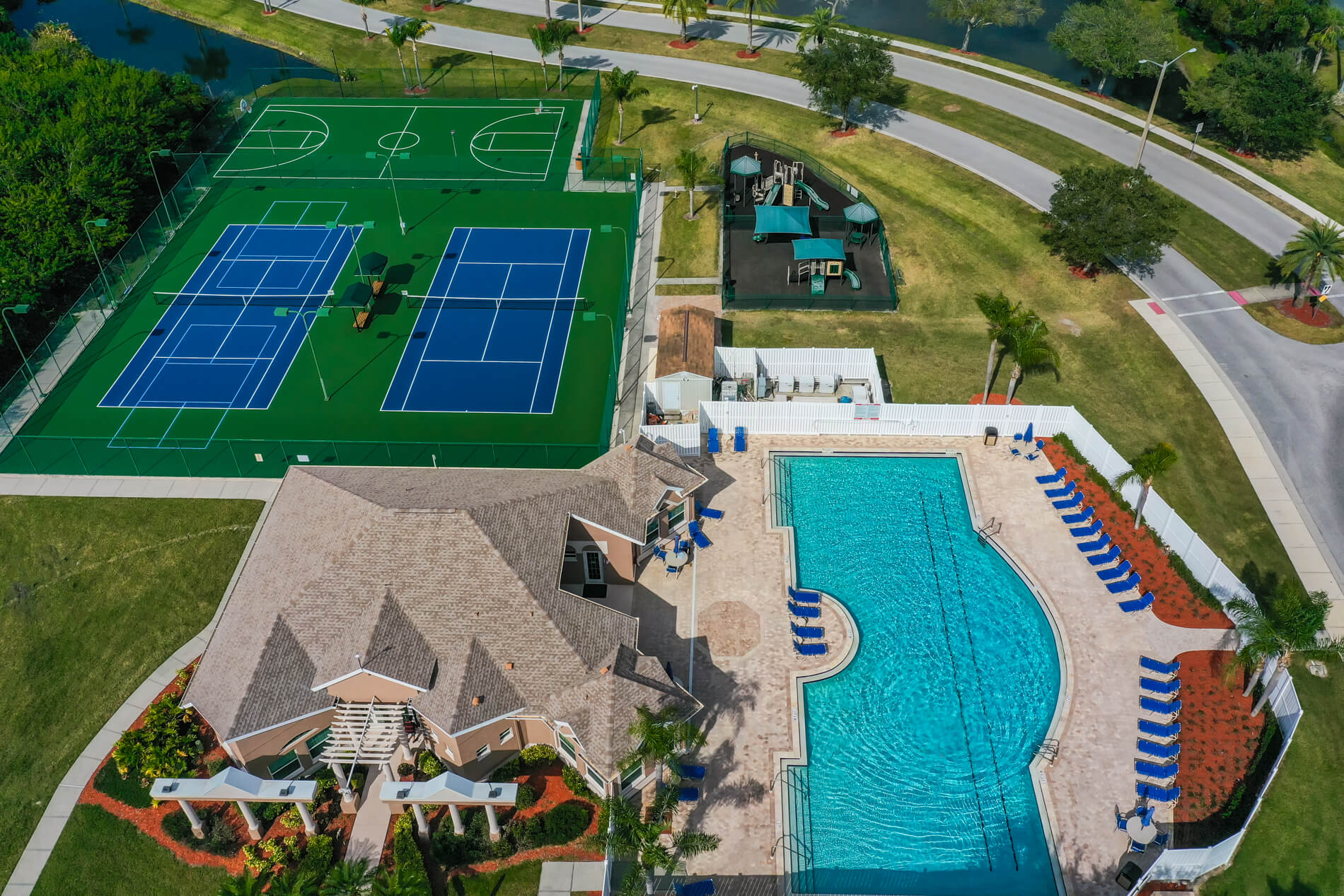 Clubhouse and Amenities